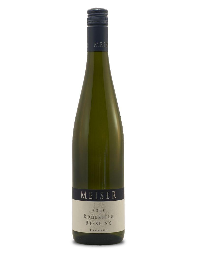 Weingut Meiser Meiser Alzeyer Kalkstein Riesling Trocken 2016