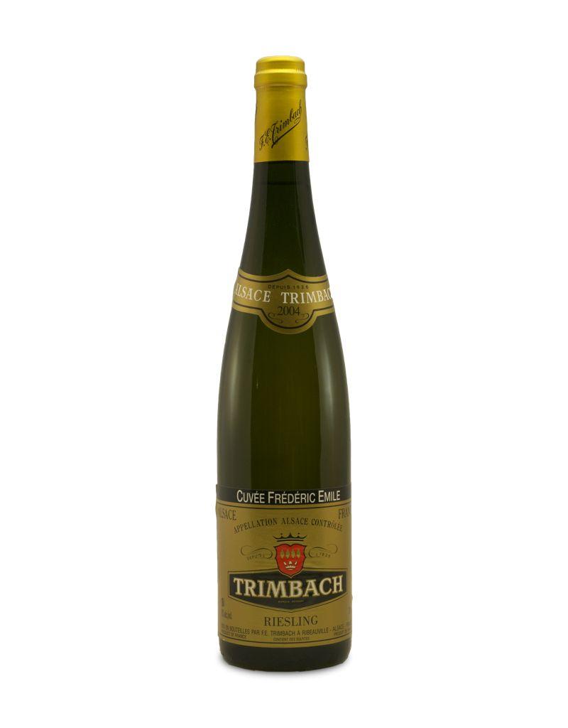 Trimbach Riesling Cuvée Frédéric Emile 2004