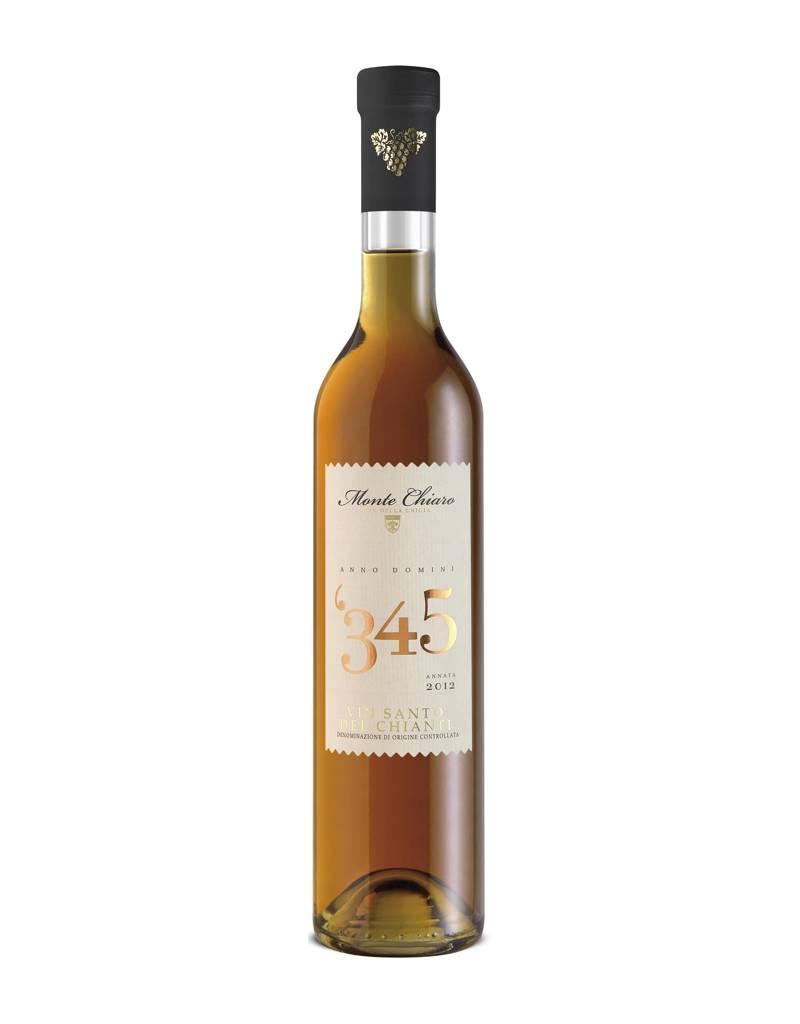 Montechiaro Montechiaro '345 Vin Santo 2009 & 2012