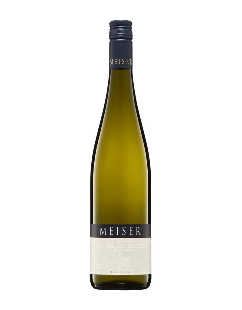 Weingut Meiser Meiser Herrgottspfad Weisser Burgunder 2015