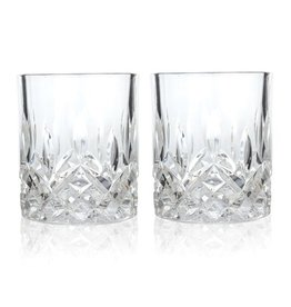 Viski Admiral™ Crystal Tumblers (Set of 2) by Viski
