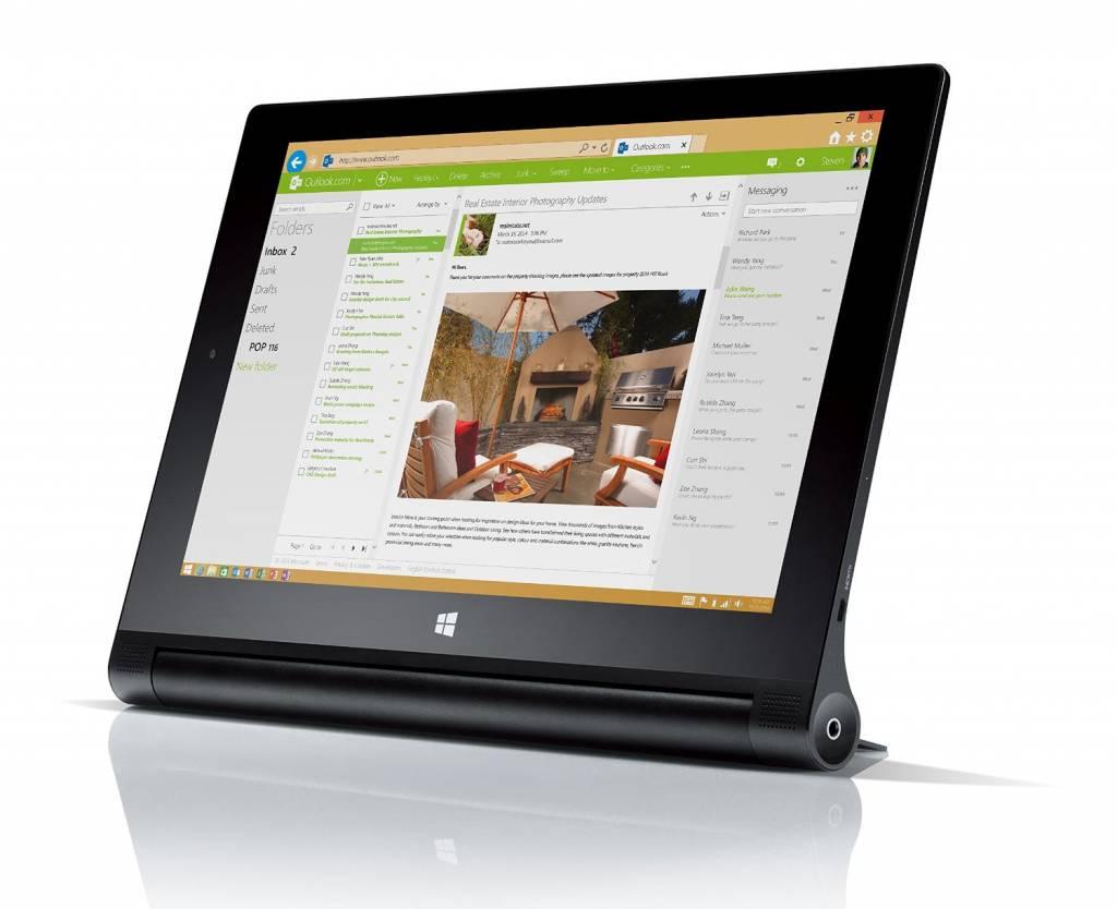 lenovo yoga tablet 2 10 z3745 1 86ghz 2gb ram 32gb lte. Black Bedroom Furniture Sets. Home Design Ideas