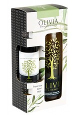 Olivia Shampoo 300ml & GRATIS Conditioner 60ml
