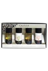 Olivia Olivia Gift Set Shampoo, Conditioner, Shower Gel & Body Lotion (4x60ml)