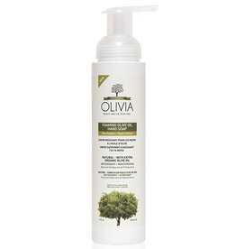 Olivia Olivia Foaming Olive Oil Hand Zeep Olive Flower 265ml