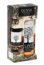 Olivia Fusion Shower Gel 300ml & GRATIS Body Lotion Kumquat 50ml