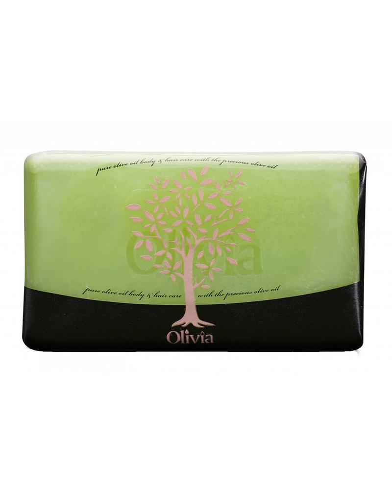 Olivia Glycerine Facial Zeep Olive Oil 125 gr