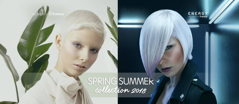 Framesi Spring/Summer Collectie 2018