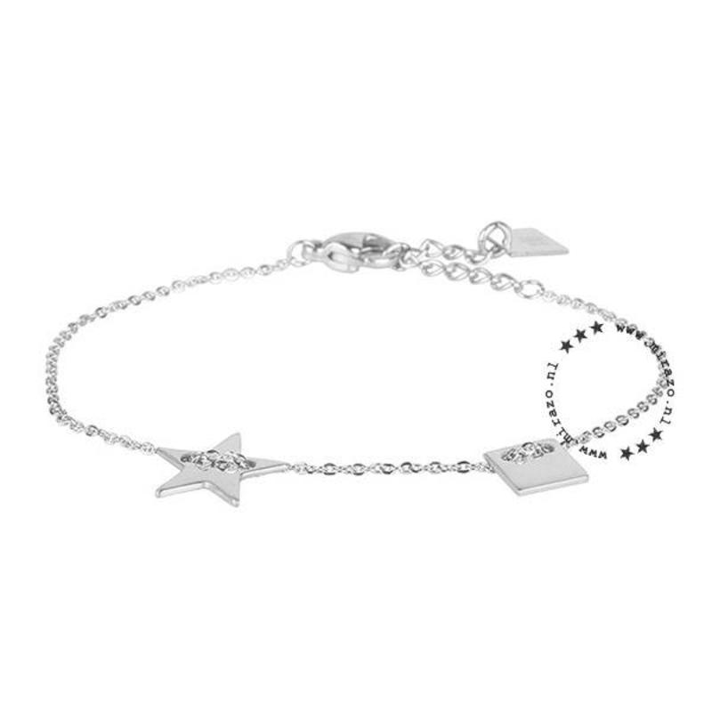 ZAG bijoux ZAG armband sterretje zilver