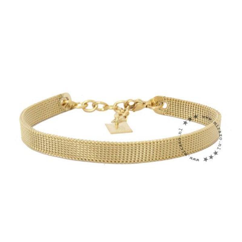 ZAG Bijoux  ZAG armband basic goud