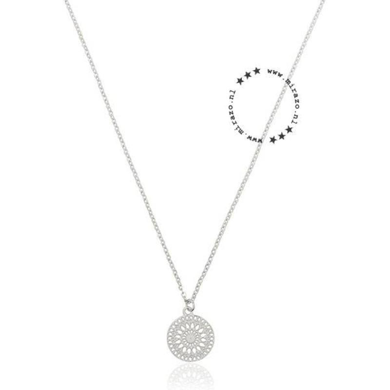 ZAG bijoux ZAG ketting amulet zilver