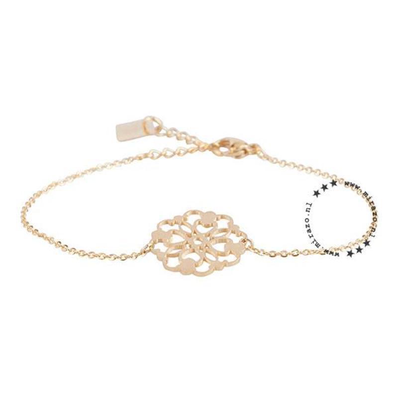 ZAG Bijoux  ZAG armband filigrain goud