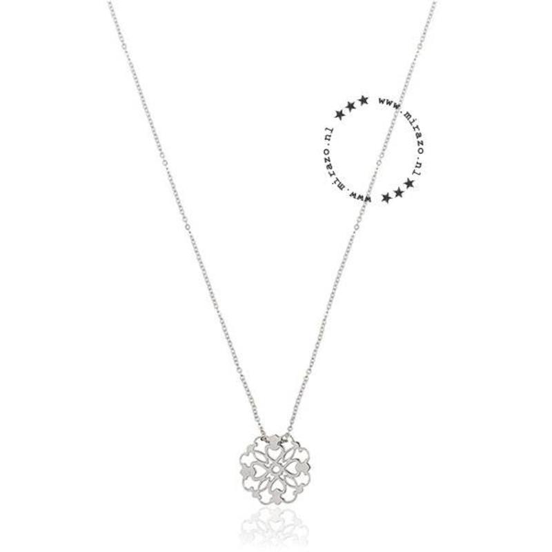 ZAG bijoux ZAG ketting filigrain zilver