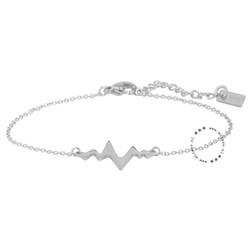 ZAG bijoux ZAG armband heartbeat zilver