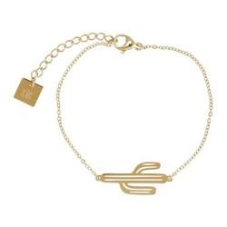 ZAG bijoux ZAG bijoux cactus gold armband