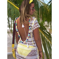 ibiza lay back dress