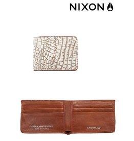 Nixon NIXON  B i- Fold Wallet white