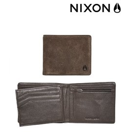 Nixon NIXON Apex Big Bill Tri - Fold suede