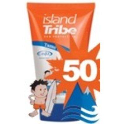 Island Tribe SPF50 Clear Gel 100ml