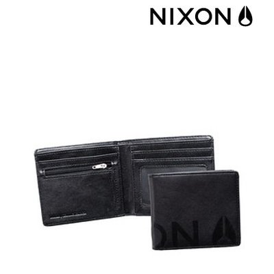 NIXON Fuller Bi-Fold  Zip Coin