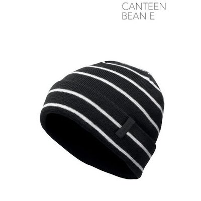NIXON - Canteen black / white