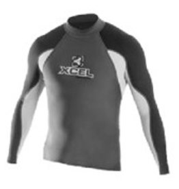 Xcel Xcel - Lycra Long Sleeve Tri colour grey