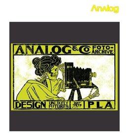 Analog Analog - Foto dark ash T- shirt