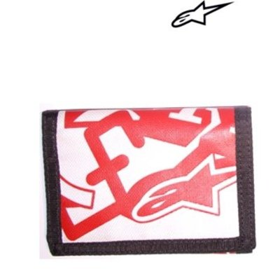 Alpinestars - Verbal wallet RED