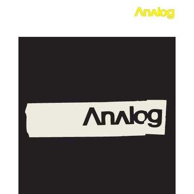 Analog - Creaser Black T- shirt