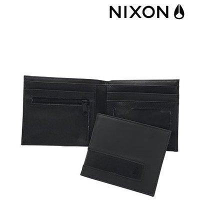 NIXON Rubber Showdown black
