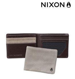 Nixon NIXON Sepang Bi-Fold bone suede
