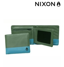 Nixon NIXON Satelitte Big Bill BI-Fold Drab