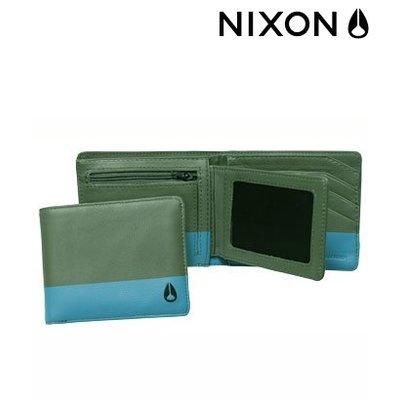 NIXON Satelitte Big Bill BI-Fold Drab