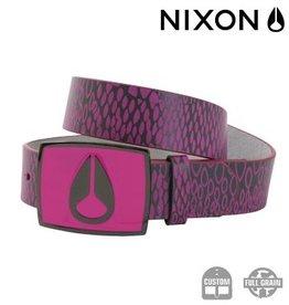 Nixon NIXON Enamel Icon Pinkberry Wildsid.