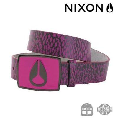 NIXON Enamel Icon Pinkberry Wildsid.