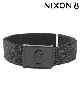 Nixon NIXON Enamel Wings Belt Philly Black