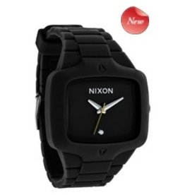 Nixon NIXON The Rubber Player All black