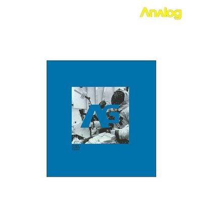 Analog - Archived Royal T- shirt