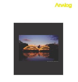 Analog Analog - Bill Romerhaus True Black  T- shirt