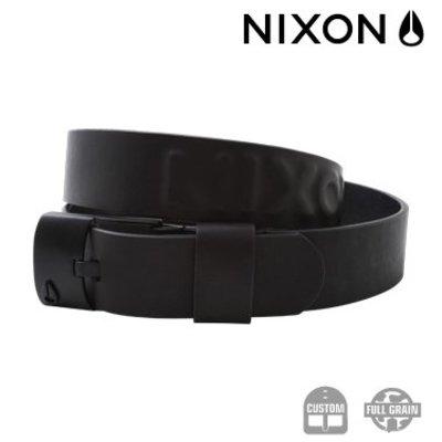 NIXON Carvern Belt Black