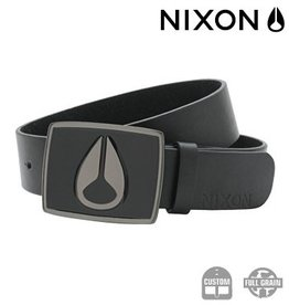 Nixon NIXON Enamel Icon Belt All Black