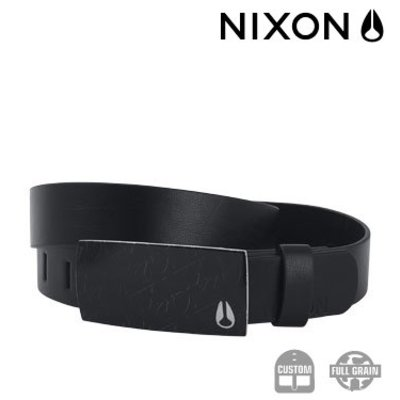 NIXON Argus Philly Black
