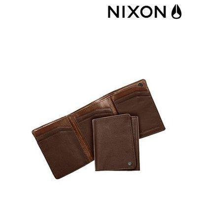 NIXON Delta Tri - Fold brown