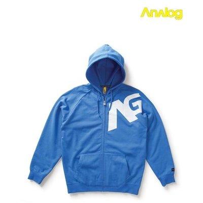 Analog- Agitate Dodger Blue