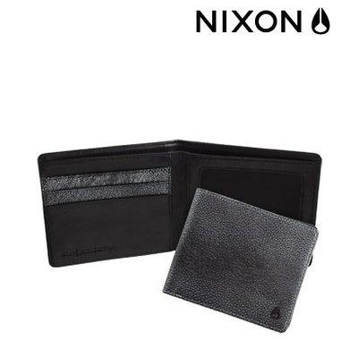 * NIXON Monza Big Bill Bi - Fold pebble