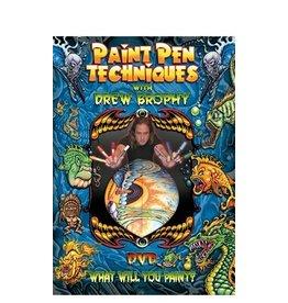 DVD DVD - Paint Pen techniques