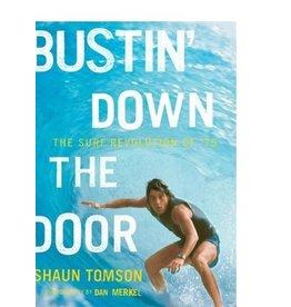 Books Bustin' Down the Door
