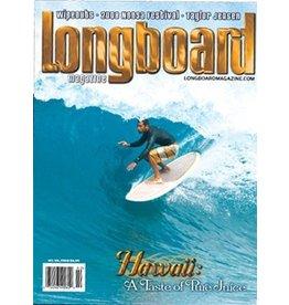 Longboard magazine Longboard magazine Hawaii  Volume 16, Number 2