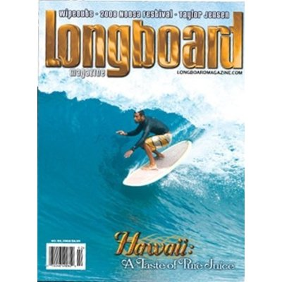 Longboard magazine Hawaii  Volume 16, Number 2