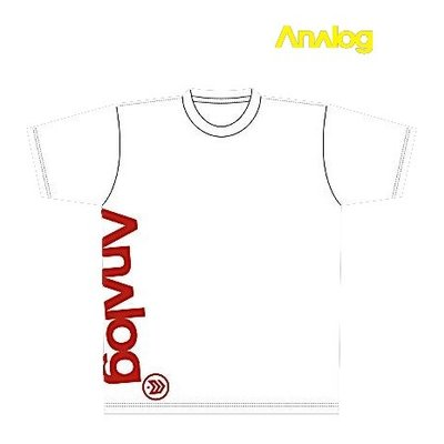 Analog - Source SS T-shirt